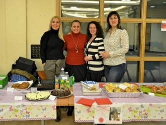Baba Marta – 1st of March 2015, Marteniza and Cake Charity Sale, fundraising for Lubcho